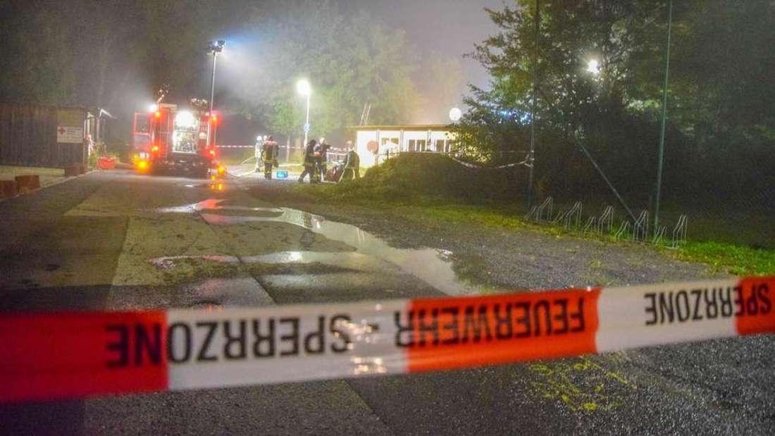 Bei dem Brand in Waibstadt kommt ein 61-jähriger Mann ums Leben. (Archivfoto)