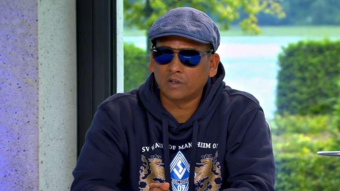 Xavier Naidoo beim DSDS-Casting in Füssen.
