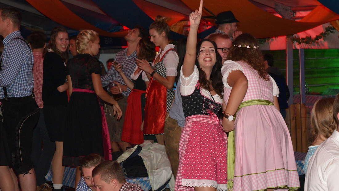 Heidelwiesn: Heidelberger Oktoberfest mit Wahl der Wiesn-queen