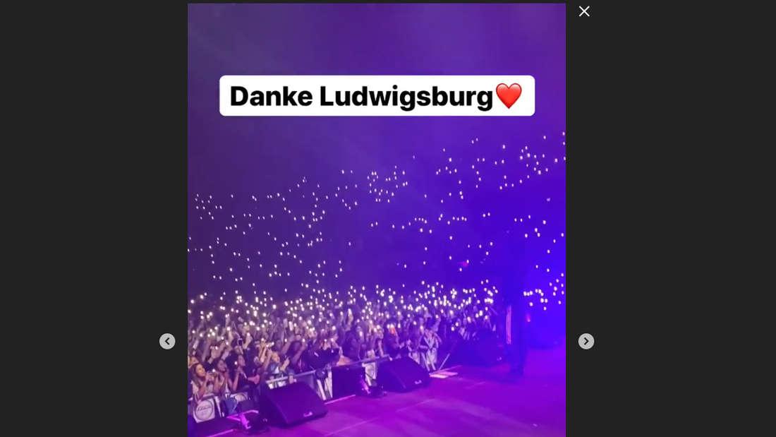 Nach Droh-Anruf: MHP Arena in Ludwigsburg während Konzert des Rappers Mero geräumt.