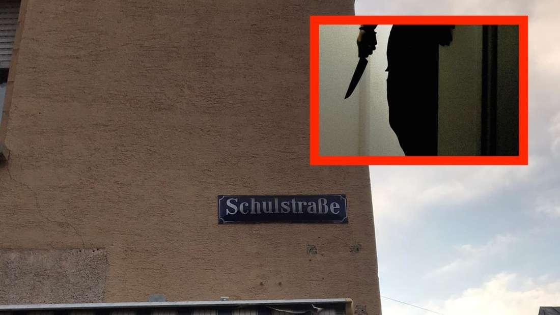 Ein Streit in Mannheim-Neckarau eskaliert. Die Polizei ermittelt.