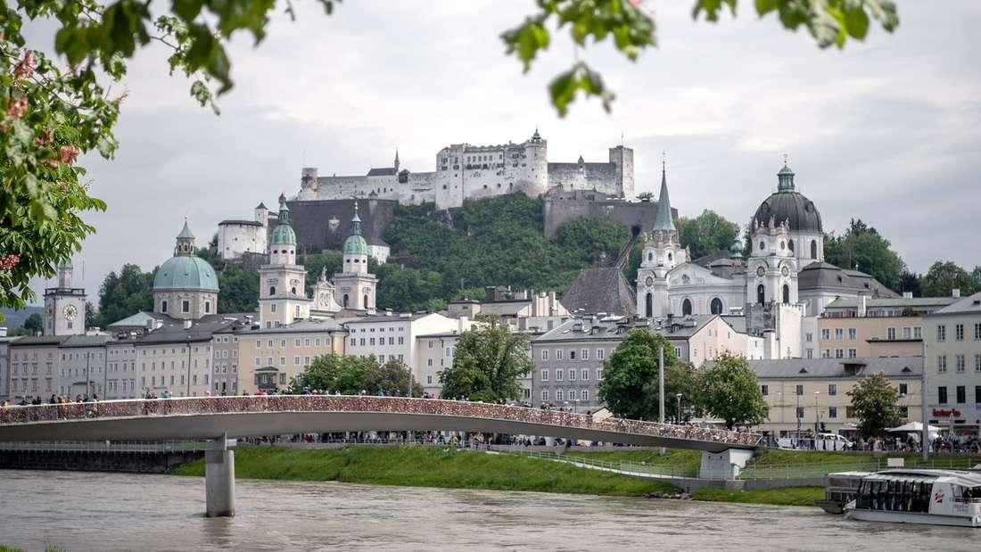 Salzburg wurde vom Lonely Planet zur besten Reisestadt 2020 gewählt.