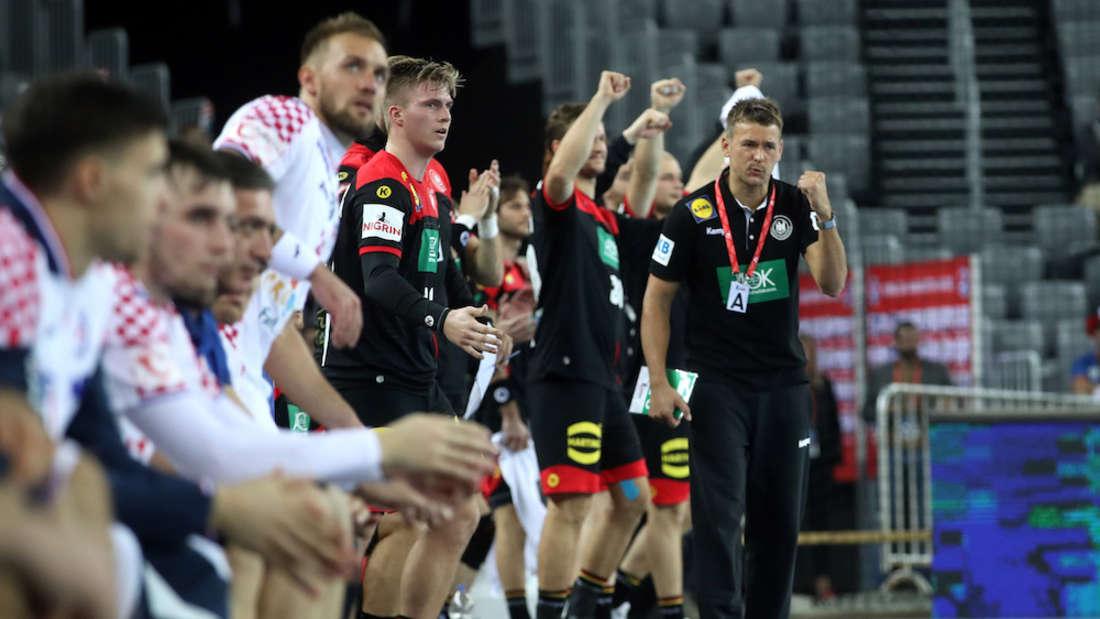Handball Kroatien - Deutschland