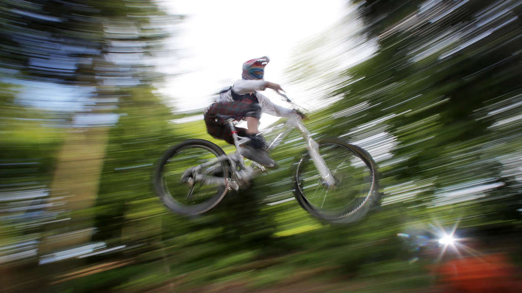 Mountainbiker