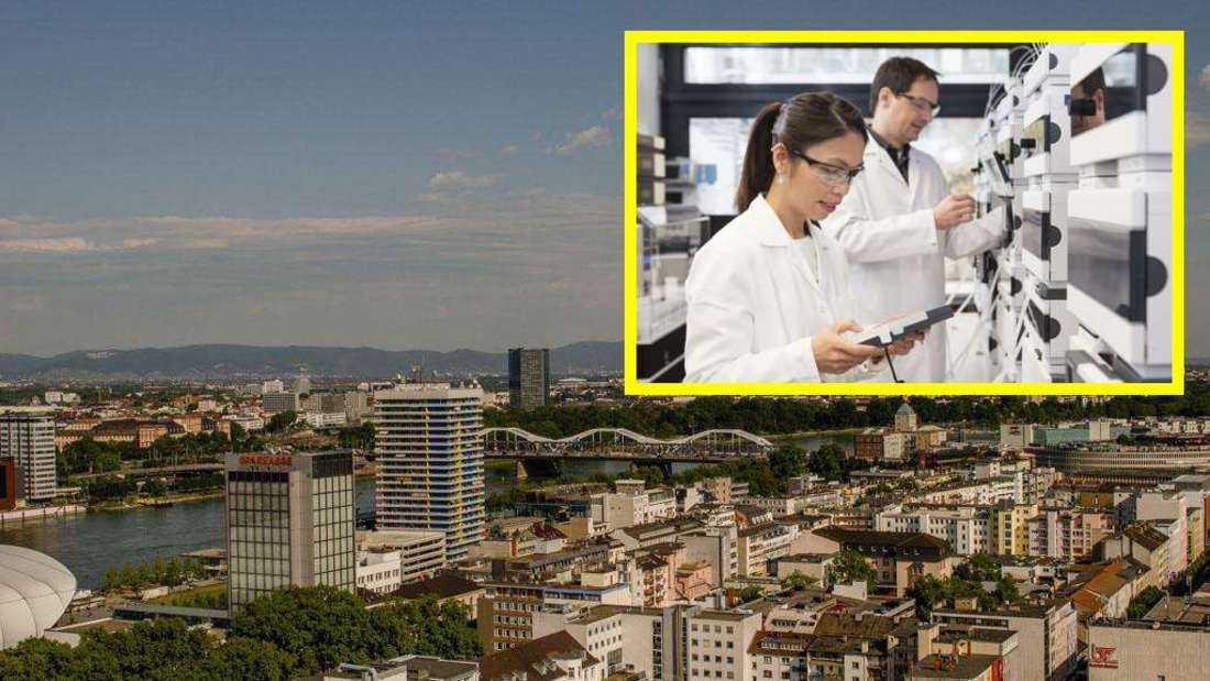 Ludwigshafen am Rhein profitiert von Millioneninvestition eines US-Konzerns (Symbolbild).