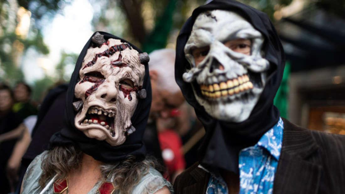 Halloween in Extremform: Die Horrorerfahrung in McKamey Manor hält fast niemand bis zum Schluss durch. (Symbolbild)