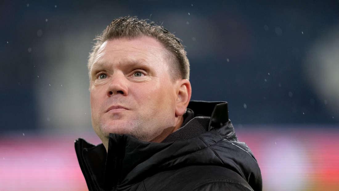 Uwe Koschinat hat vor dem Spiel gegen Fürth die Qual der Wahl.