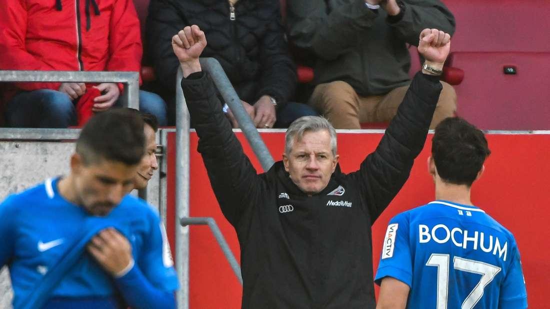 Ehemaliger Schalke-Trainer geht zum 1. FC Nürnberg