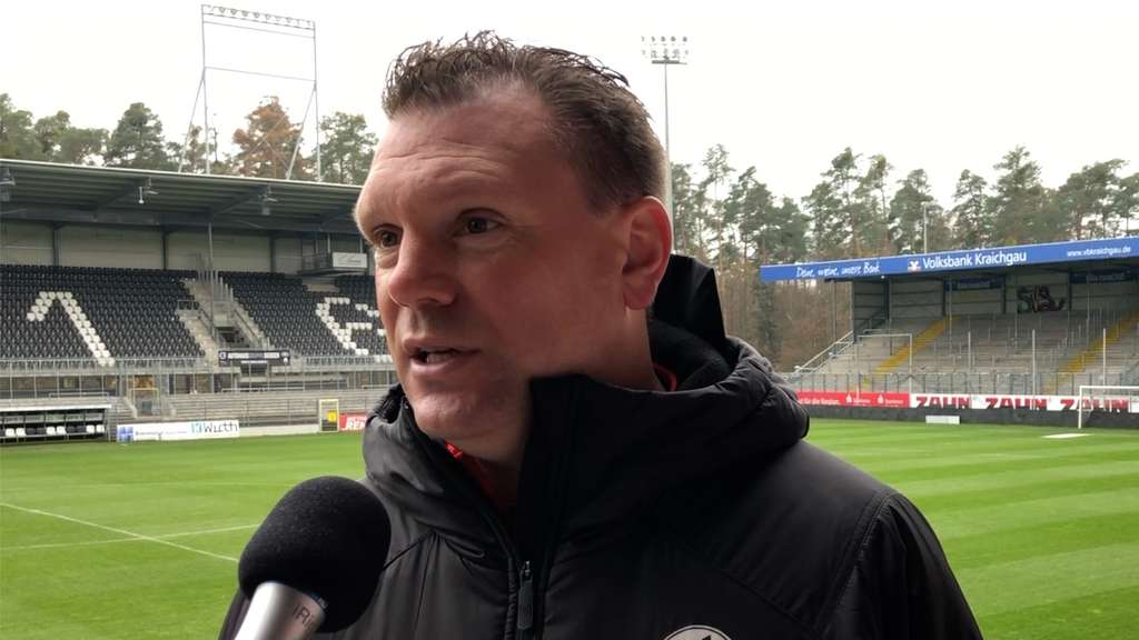 Sandhausen-Trainer Uwe Koschinat im Interview mit HEIDELBERG24.
