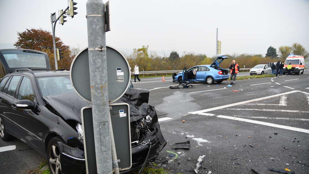 Heidelberg Unfall