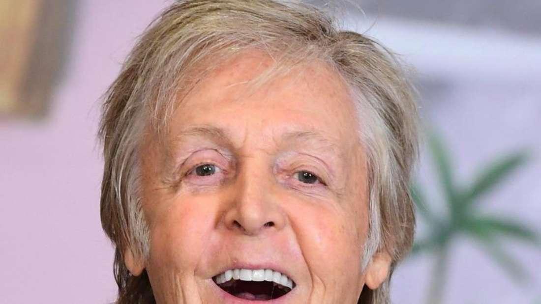 Paul McCartney ist gerne Großvater. Foto: Ian West/PA Wire/dpa