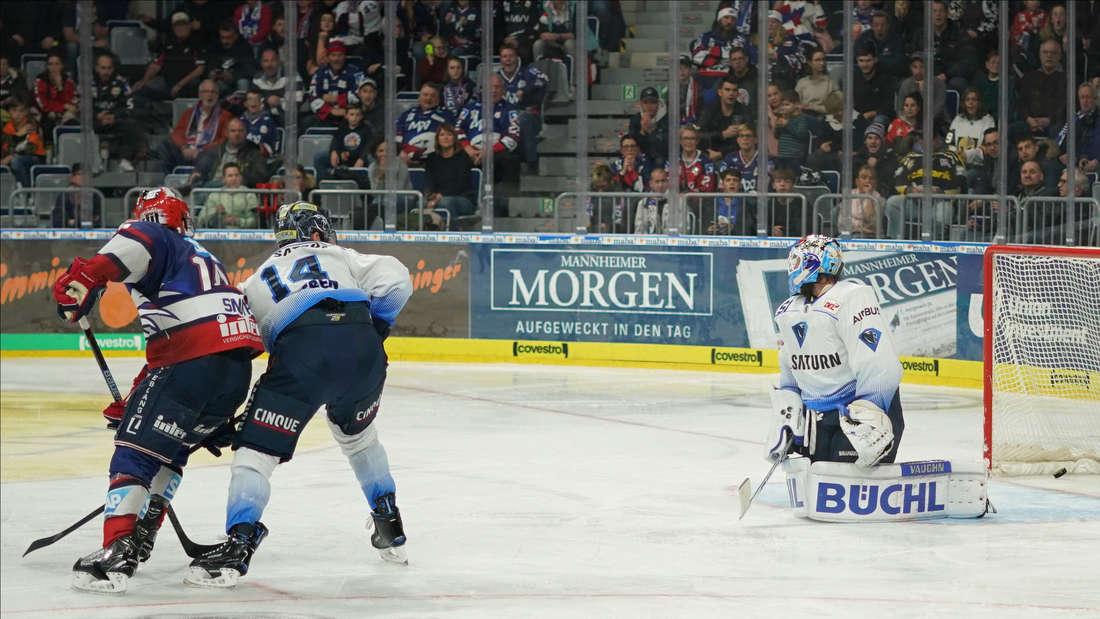 Adler Mannheim – ERC Ingolstadt in der SAP Arena