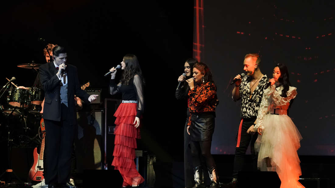 The Voice of Germany - live in concert in der SAP Arena Mannheim.