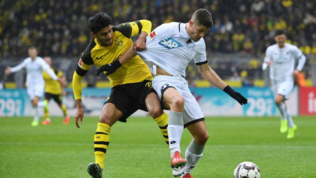 Borussia Dortmund Tsg Hoffenheim