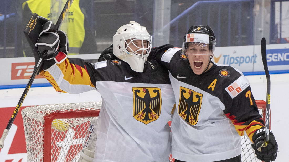U20-Eishockey-WM in Tschechien