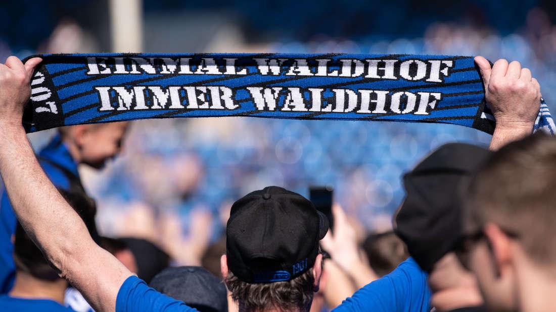 SV Waldhof Mannheim - Wormatia Worms