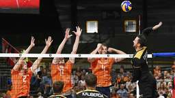 Volleyballer starten Tokio-Mission: