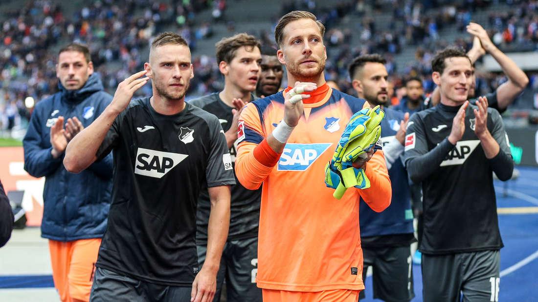 Oliver Baumann könnte schon bald wieder im Tor der TSG Hoffenheim stehen.