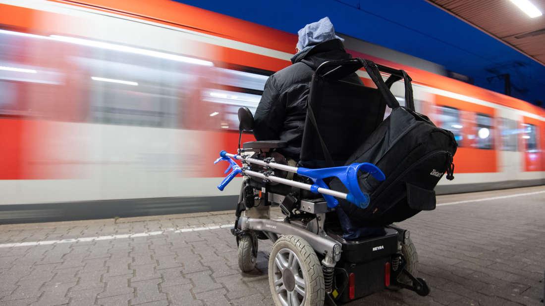 Initiative zu barrierefreiem Bahnfahren