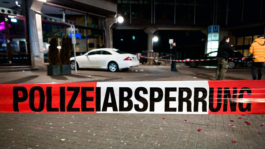Mann in Stuttgart auf offener Straße niedergestochen