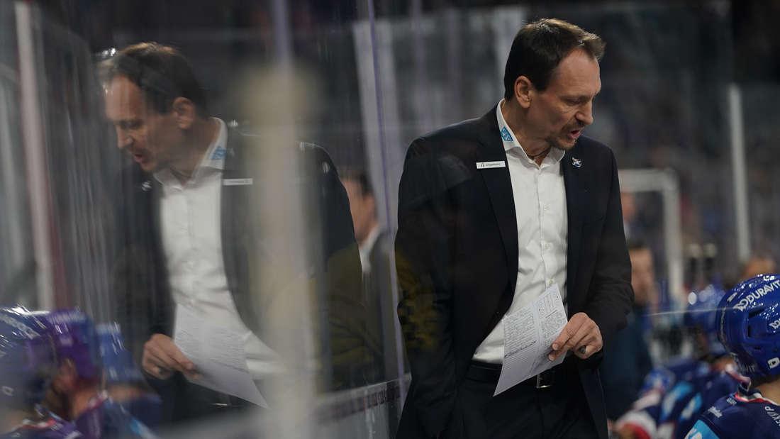 Adler Mannheim – Grizzlys Wolfsburg in der SAP Arena