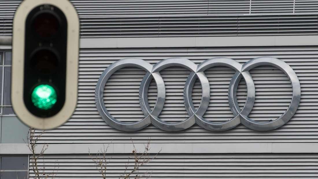 Fahrer in grünen Audis fallen in Großbritannien wohl negativ auf.