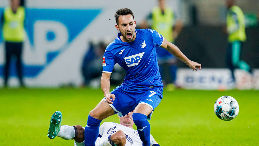 Lukas Rupp wechselt von Hoffenheim zu Norwich City.