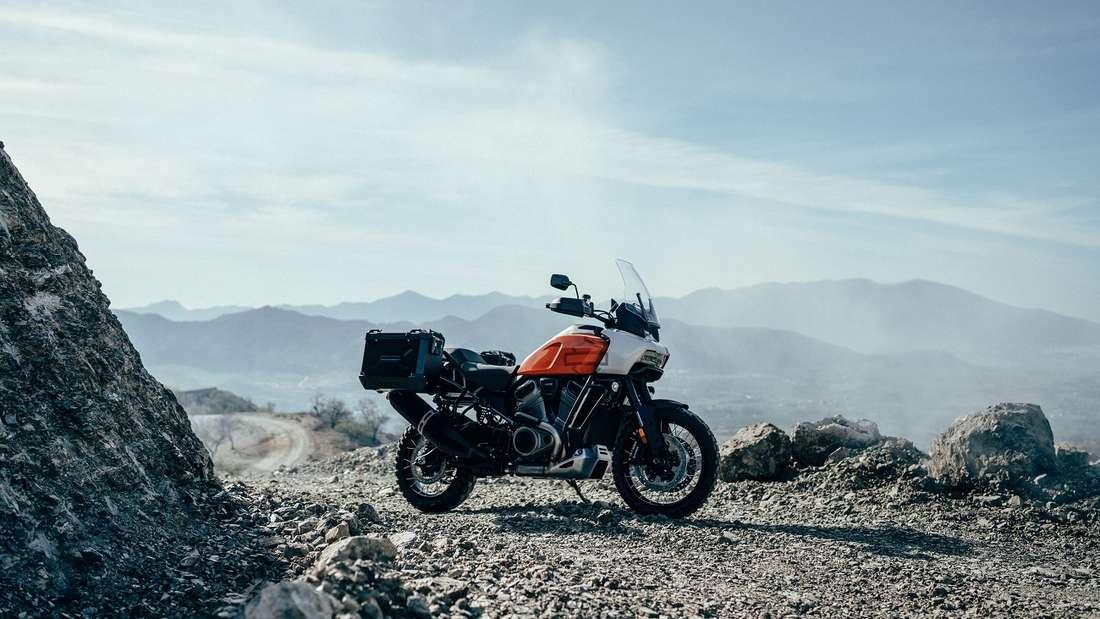 Die Harley-Davidson Pan America soll mithelfen, neue Kunden für die Motor-Company zu generieren.