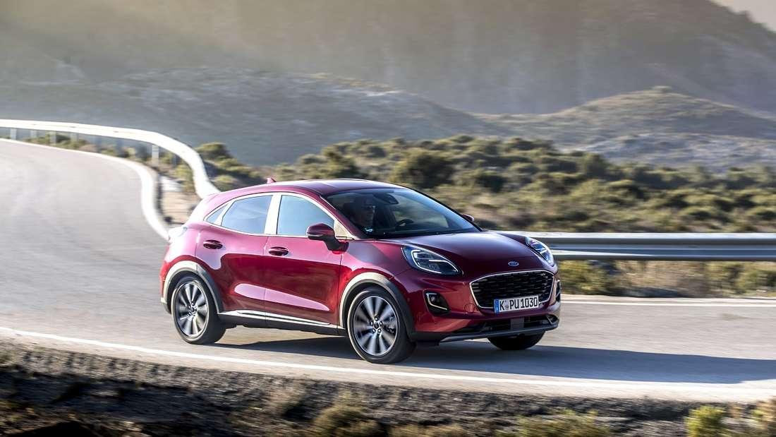 Da schau her: Ford kann außer dem Mustang tatsächlich schöne Autos bauen. Desigtn wurde der neue Puma bei Ford Europa. Er ist auch nur auf diesem Markt verfügbar.