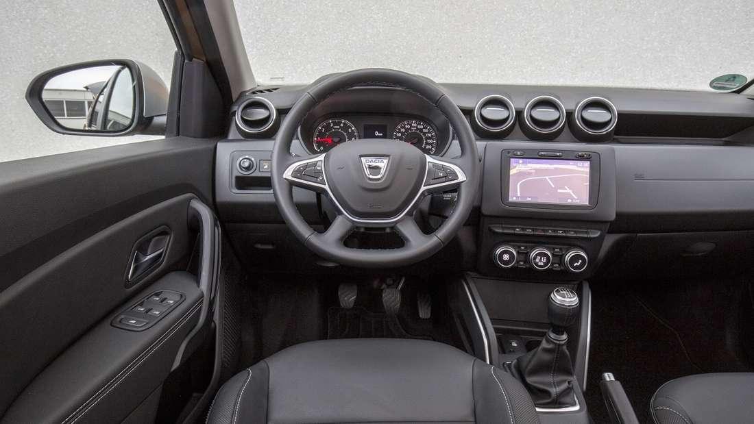 Beim Dacia Duster erklärt sich vieles von selbst.
