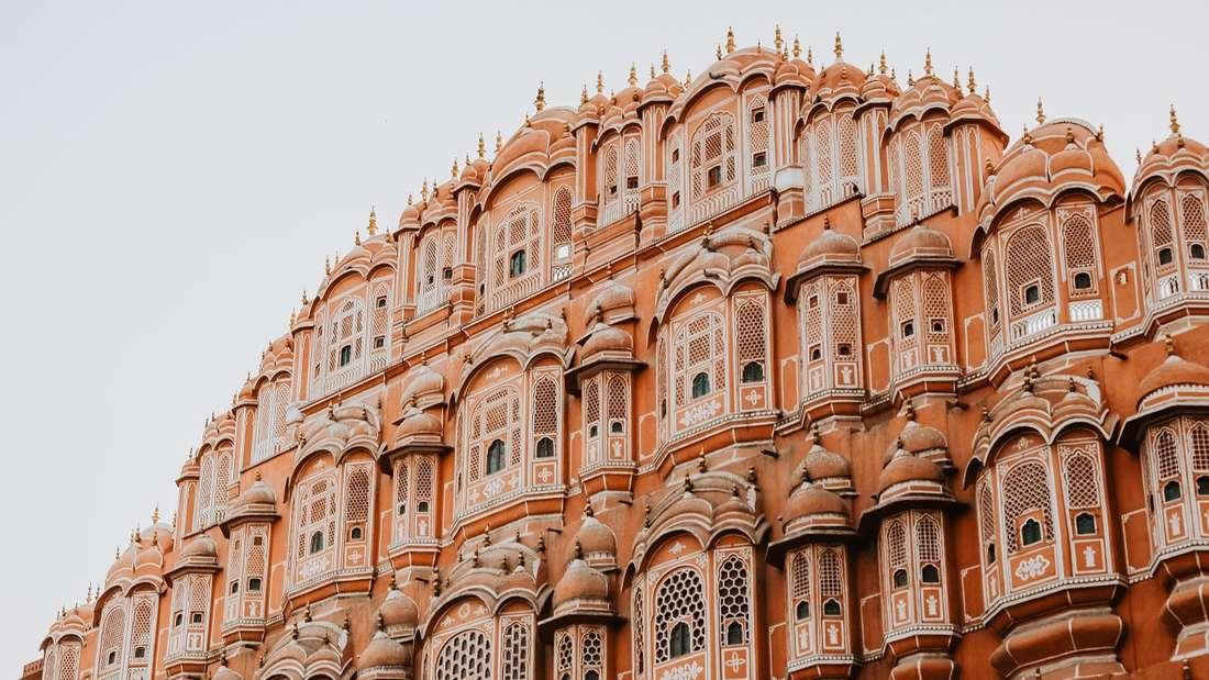 Hawa Mahal, Indien