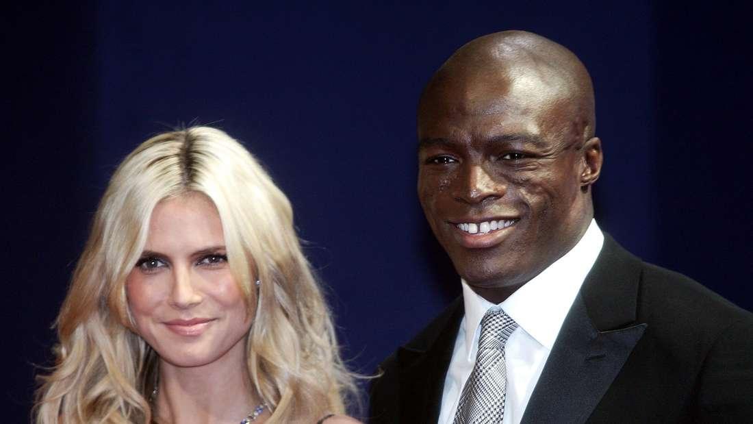 2005 heiratet Heidi Klum Seal. Doch 2012 folgt bereits die Scheidung.