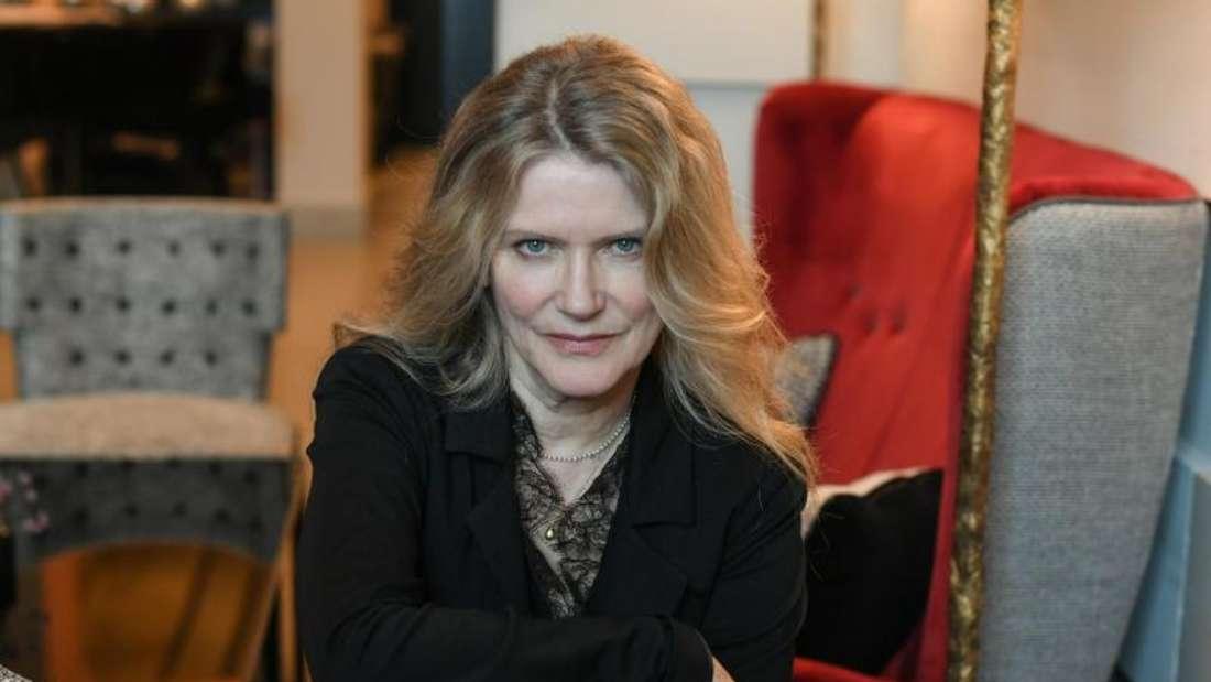 Barbara Sukowa arbeitet gerne monothematisch. Foto: Jens Kalaene/dpa-Zentralbild/dpa