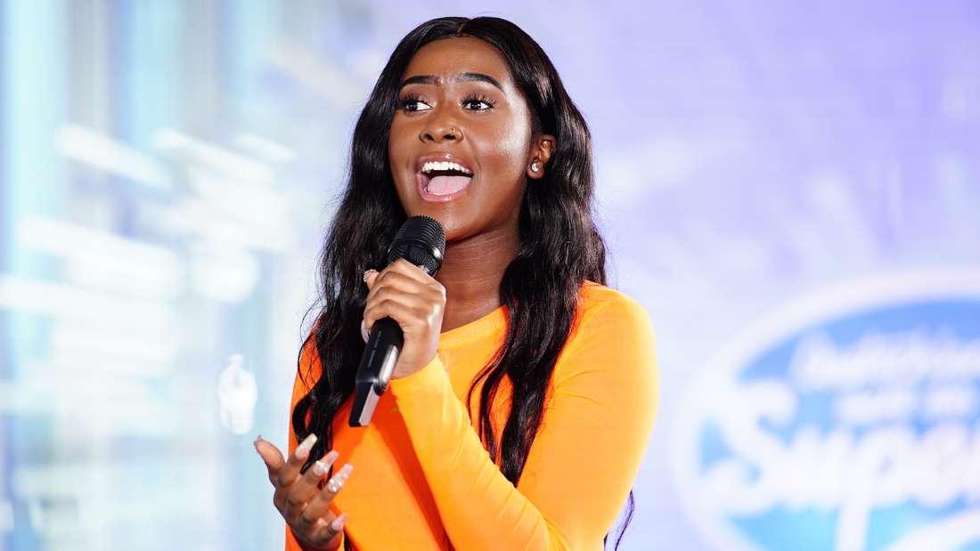 Die 17-jährige Anima begeistert die Jury– vor allem Xavier Naidoo.