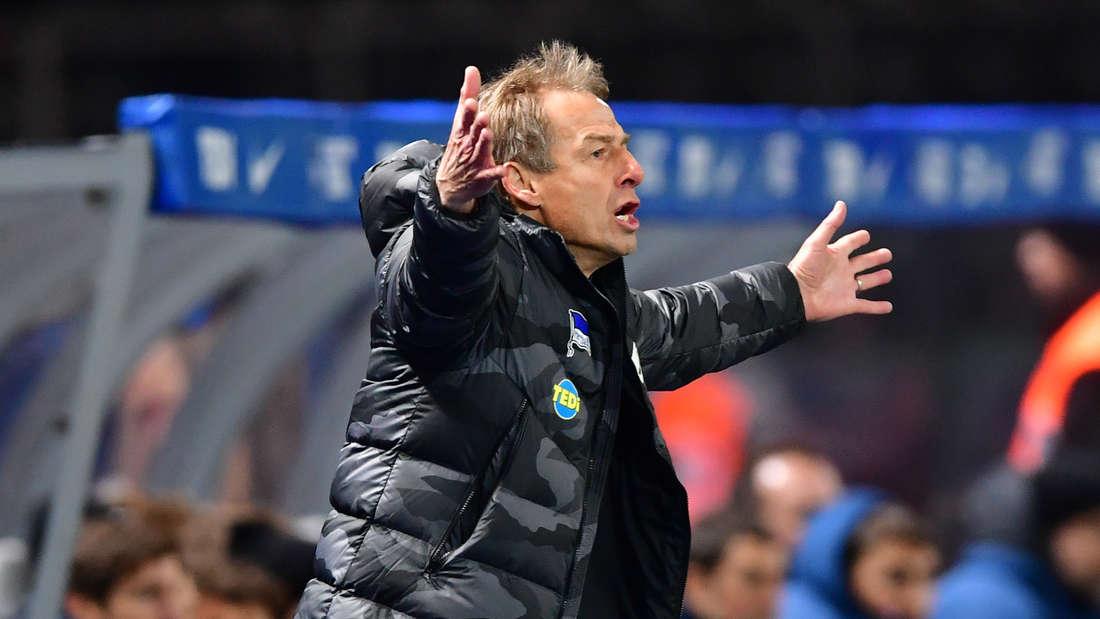 In Berlin krachend gescheitert: Ex-Bunestrainer Jürgen Klinsmann.