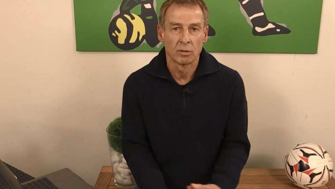 Stellungnahmen bei Facebook: Ex-Hertha-Trainer Jürgen Klinsmann.