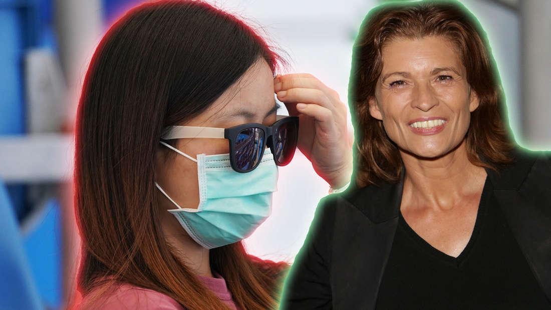 """""""Sturm der Liebe""""-Star Gabrielle Scharnitzky schmiss eine chinesische Untermieterin aus Angst vor dem Coronavirus aus ihrer Wohnung."""