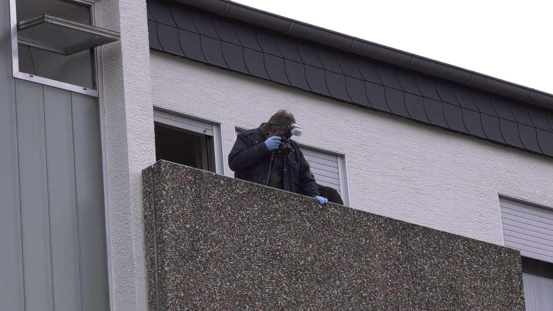Bei einer Zwangsräumung in Obertshausen bei Offenbach fallen am Freitagmorgen (14. Februar) Schüsse. Zwei Menschen werden schwer verletzt, der Täter festgenommen. © MANNHEIM24/KeutzTV-News