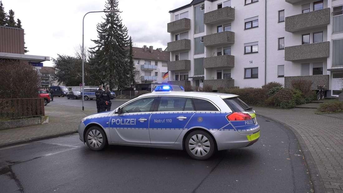 Zwei Personen bei Schussabgabe in Obertshausen schwer verletzt