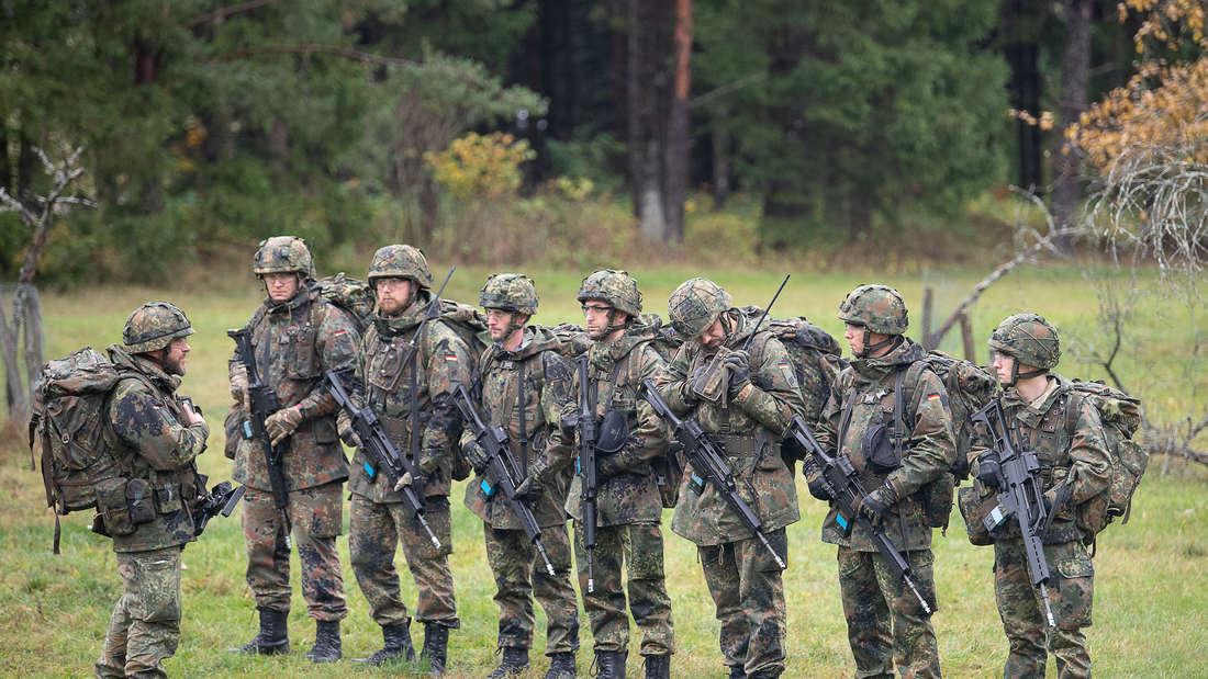 Baden-W¸rttembergische Terrorismusabwehr-‹bung