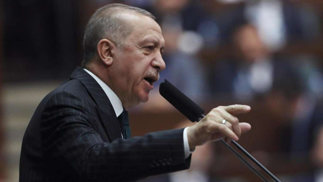 Türkei-Präsident Erdogan berät am Mittwoch und Donnerstag mit wichtigen Entscheidungsträgern über den Syrien-Konflikt