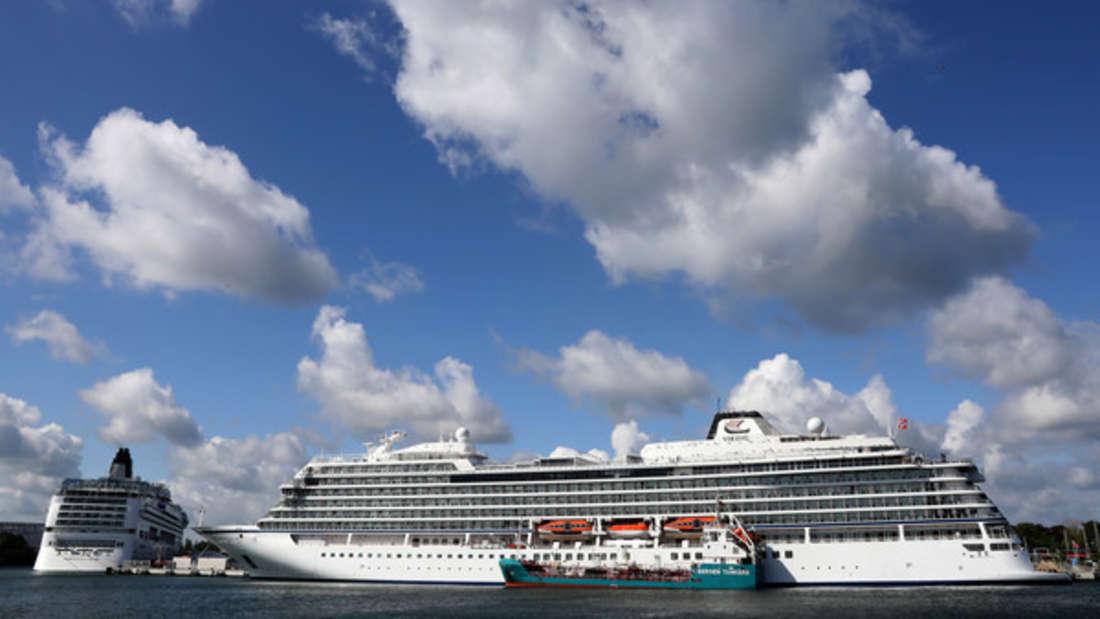 Viking Cruises setzt Kreuzfahrten aus.