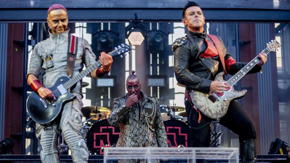 Rammstein: Die Band Rammstein geht ab Mai 2020 auf Europa Stadion Tour