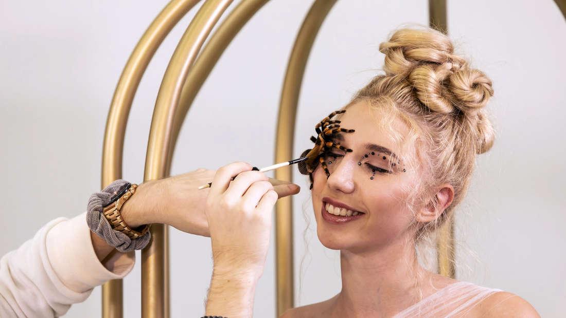 """Drama-Queen Tamara polarisiert in der aktuellen """"Germany's next Topmodel by Heidi Klum""""-Staffel. Nun enthüllte sie ein pikantes Beauty-Geheimnis."""