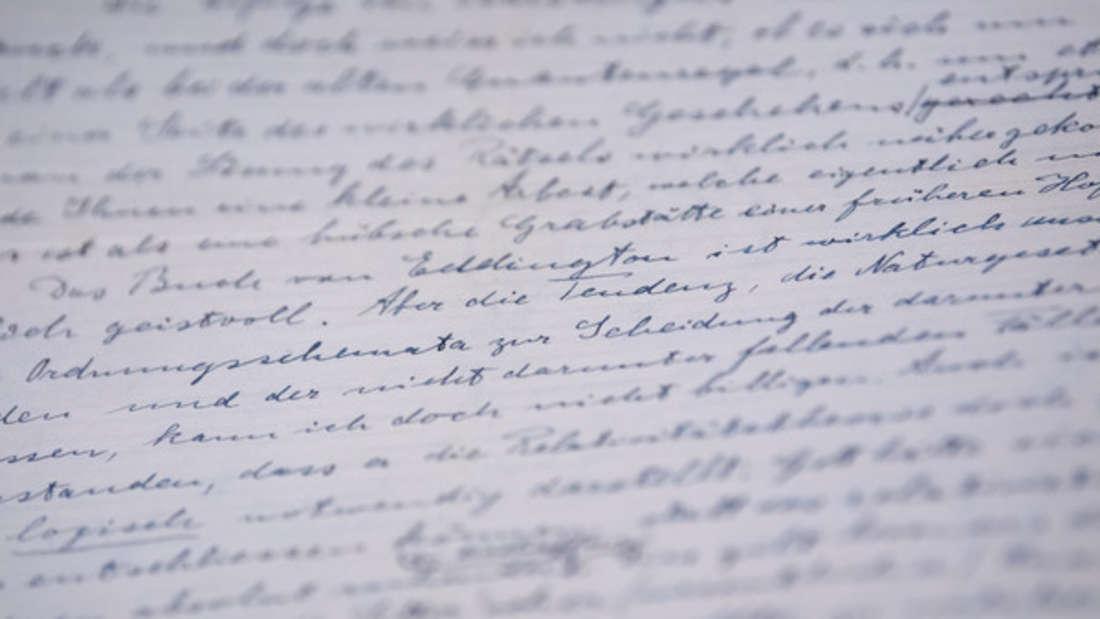 Der Brief eines Mannes an seine Eltern erinnert an das, was wichtig ist im Leben. (Symbolfoto)