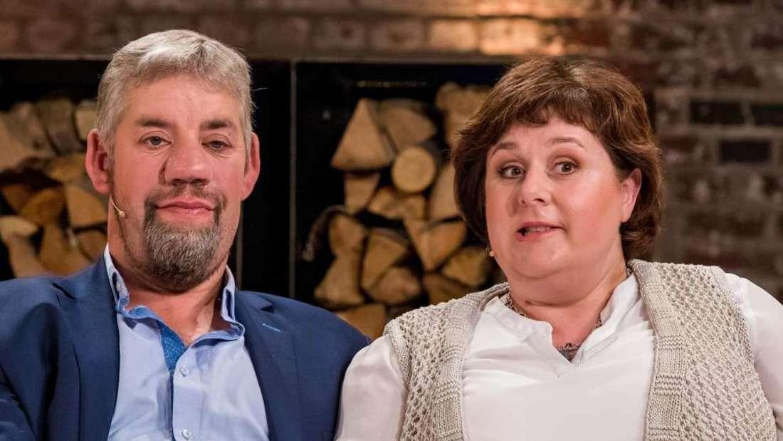 Eigentlich ein rundum glückliches Paar: Uwe und Iris Abel.