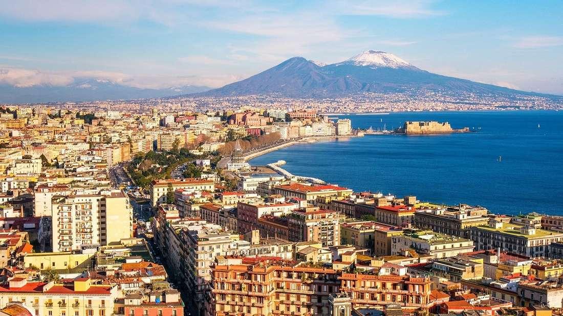 Neapel, Delhi & Ubud: Eat, Pray, Love