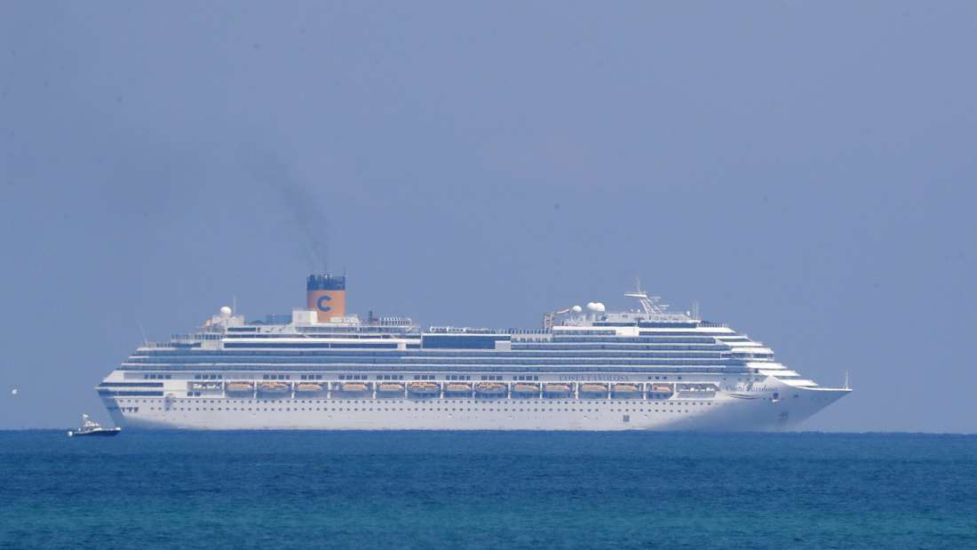 Zahlreiche Reedereien setzen ihre Kreuzfahrt-Reisen aus.