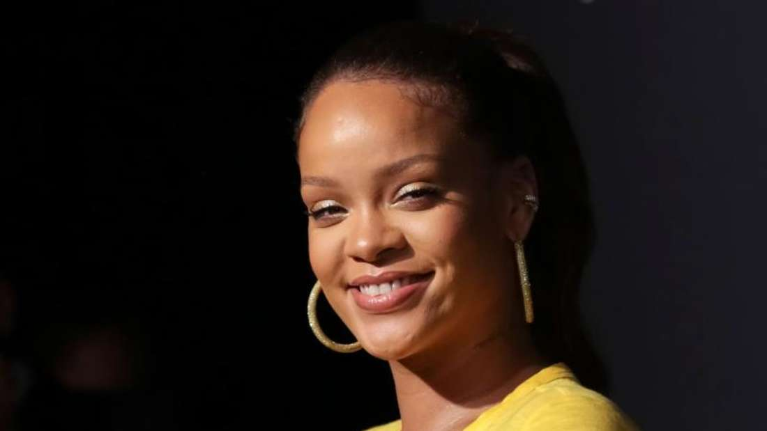 Rihanna ist sich sicher:«Ich werde Kinder haben - drei bis vier davon.». Foto: Brent N. Clarke/Invision/AP/dpa