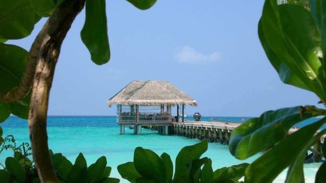 Jetzt auf die Malediven - bleibt leider ein Wunschtraum.
